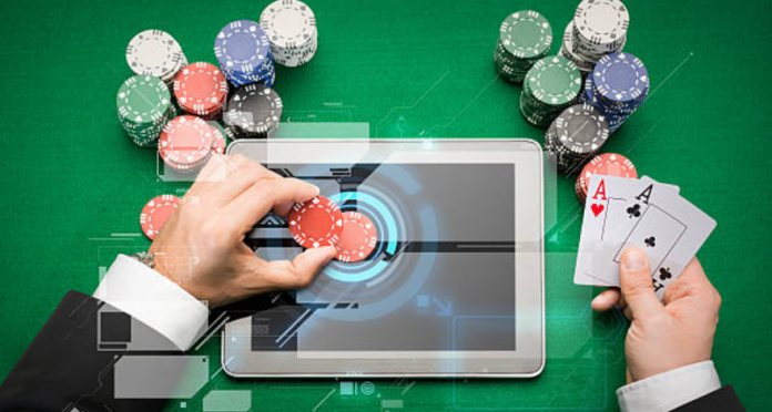 online slots on tablet
