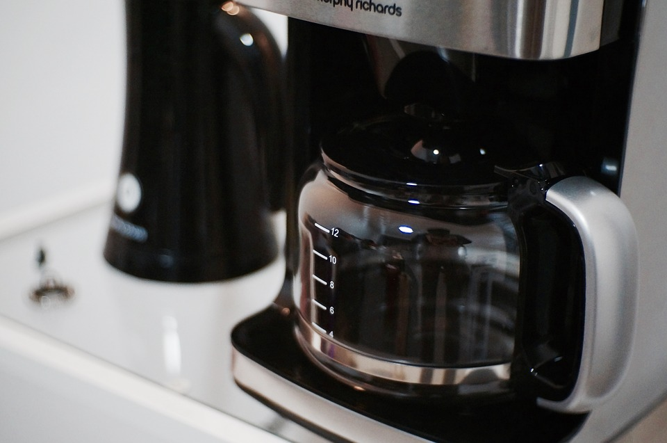 How the design of coffee machine changes over time